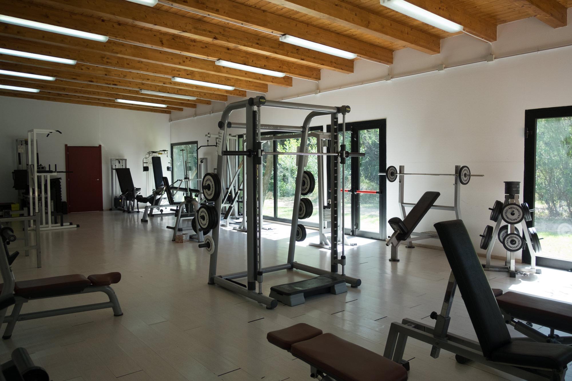 Fitness hotel olbia resort geovillage for Centro fitness
